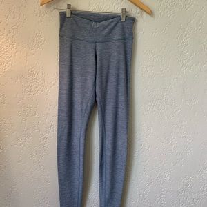 Lululemon Size 4 Tights Light Blue